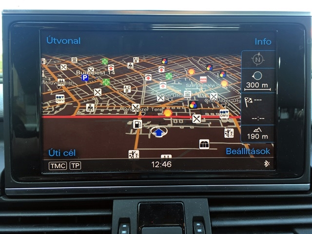 Audi MMI3GP
