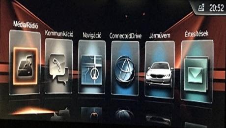 BMW magyarositas