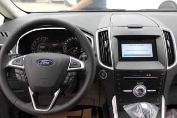 Ford Sync2 aktivalas