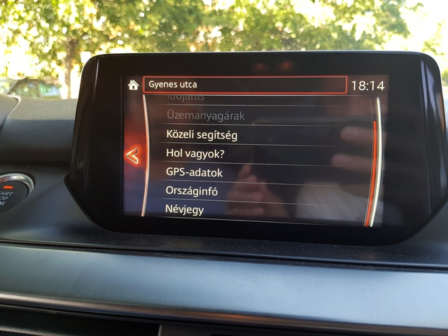 Mazda Connect