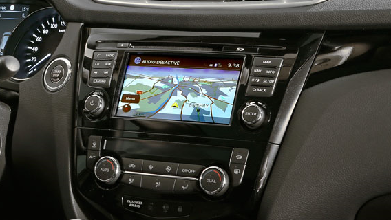Nissan Connect LCN3
