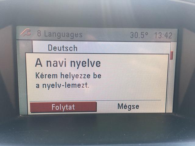 Opel CD 70 Szines