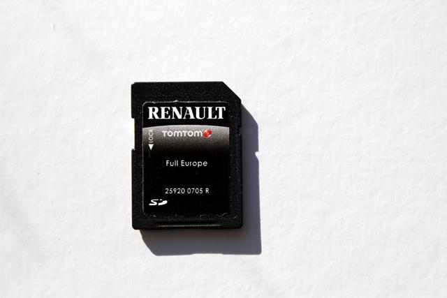 Renault R-Link 2018
